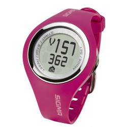 PULSOMETRO SIGMA PC 22.13 WOMAN PINK