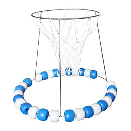 Basket flotante acero inoxidable