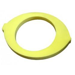 Tapiz con forma de limón 4CM