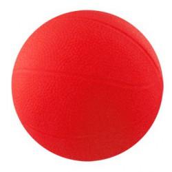 Balón medicinal pvc agua 1,5kg, rojo