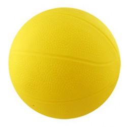 Balón medicinal pvc agua 4kg, amarillo