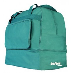 BOLSA ZAPATILLERO GRANDE TEAM COLOR VERDE VIVO VERDE SOFTEE