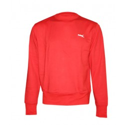 SUDADERA SOFTEE BASIC ROJO TALLA XL