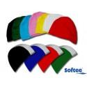 Gorro natación licra SOFTEE, colores variados