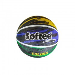 BALÓN BALONCESTO NYLON SOFTEE COLORS