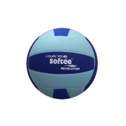 BALON VOLEIBOL SOFTEE REVOLUTION AZUL
